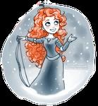 Winter Merida