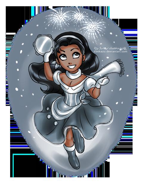 Winter Esmeralda by daekazu