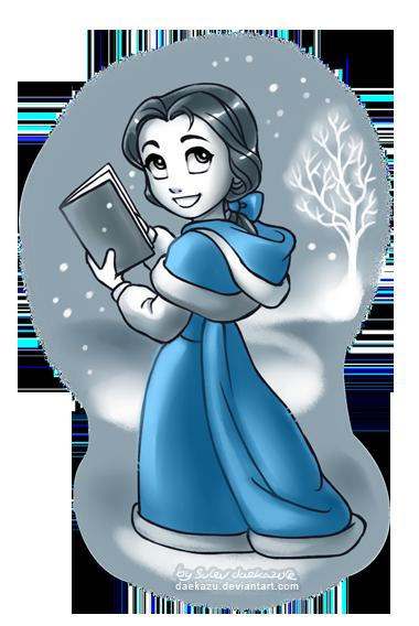 Winter Belle by daekazu