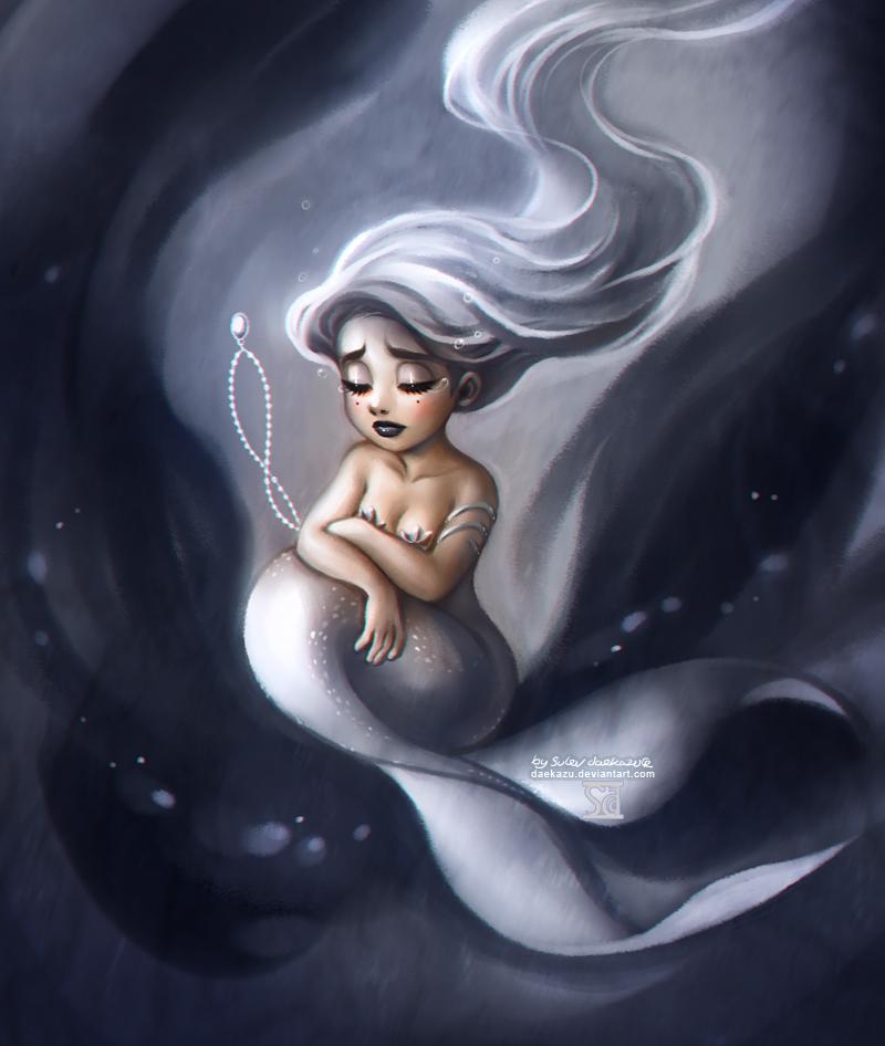 Little Melancholy by daekazu