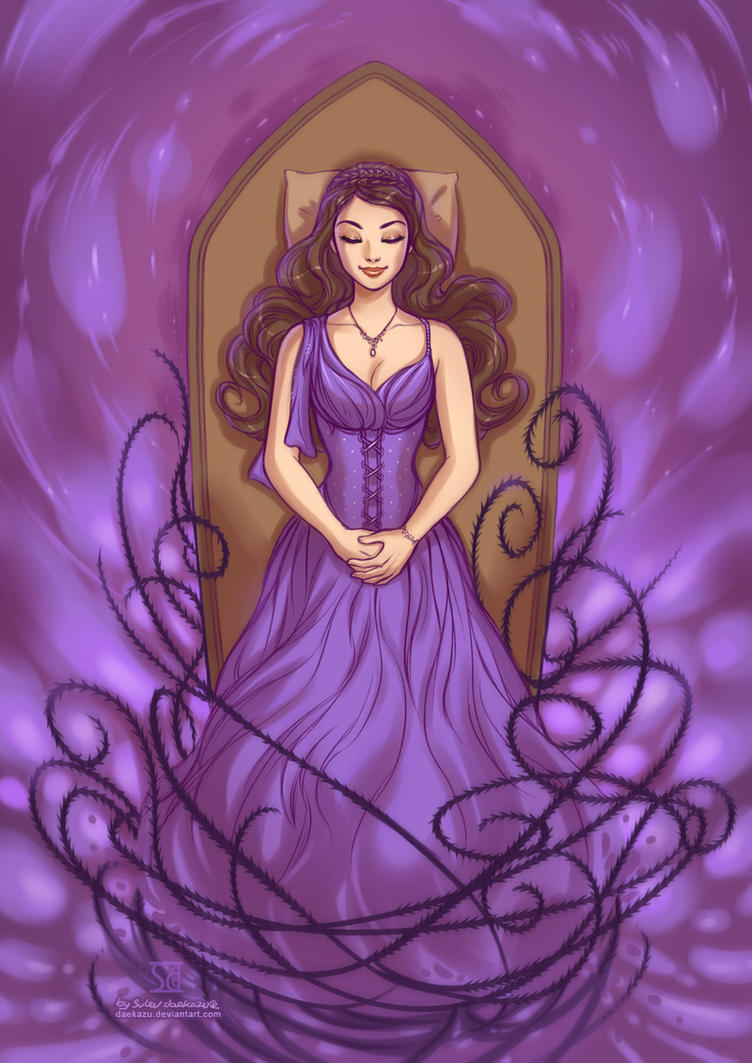 Sleeping Beauty by daekazu