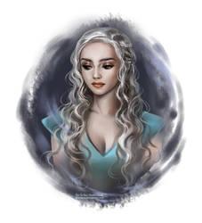 Daenerys by daekazu