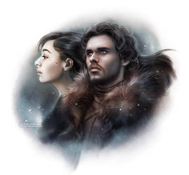 Game of Thrones: Robb and Talisa