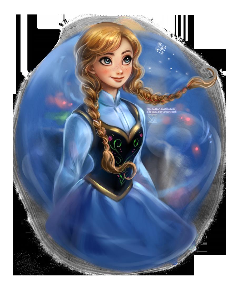 Frozen: Anna