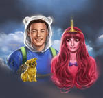 Adventure Time: Glee