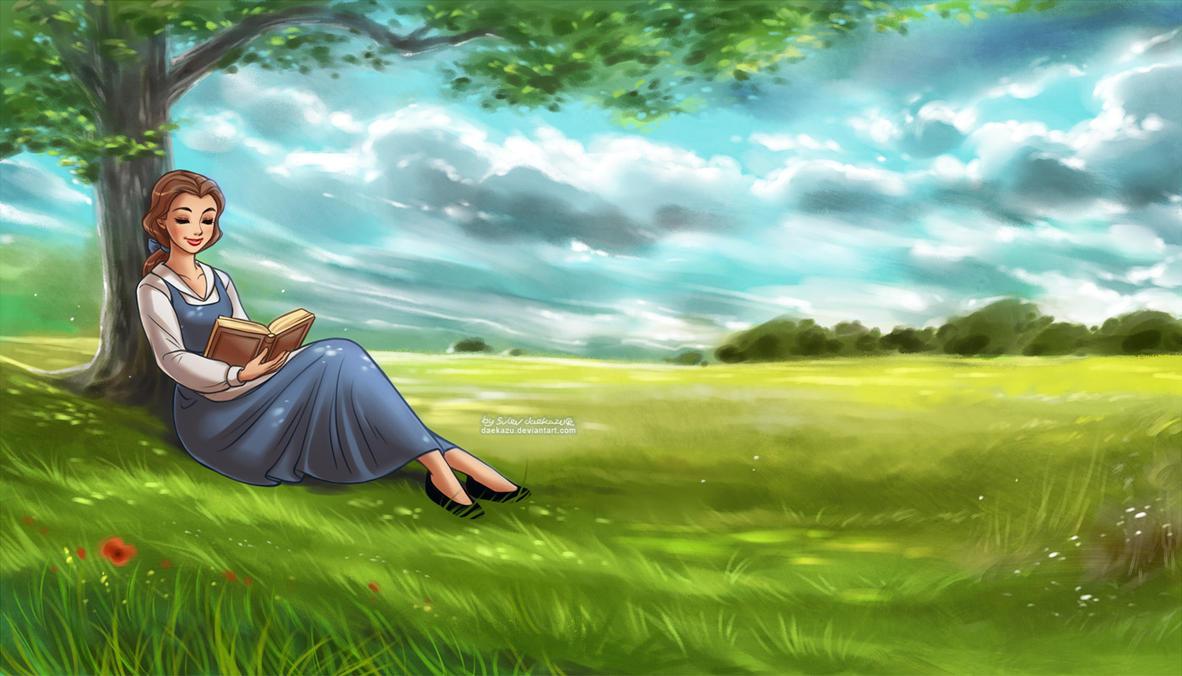 Sunny Belle by daekazu