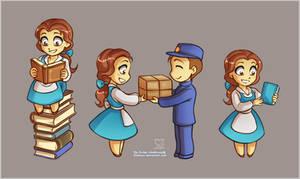 Little Belle Part3