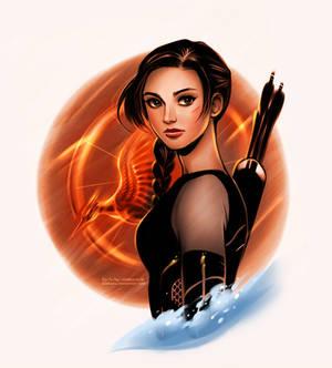 Catching Fire: Katniss Everdeen