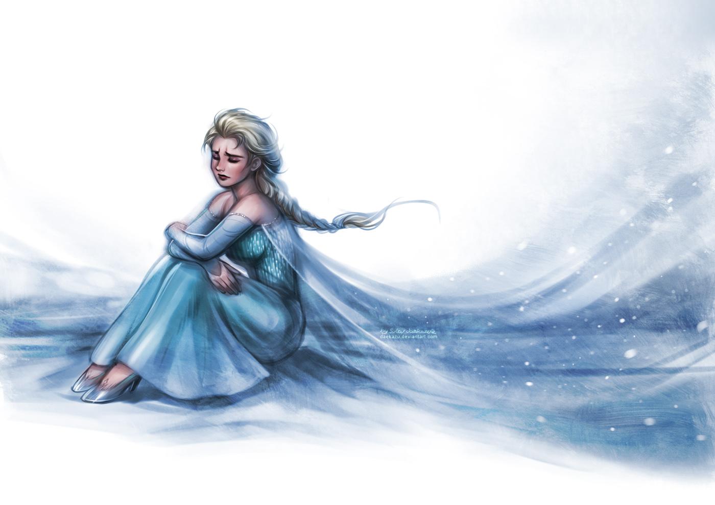 Elsa by daekazu