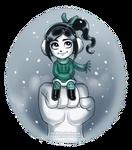 Winter Vanellope