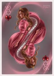Queen of Hearts by daekazu