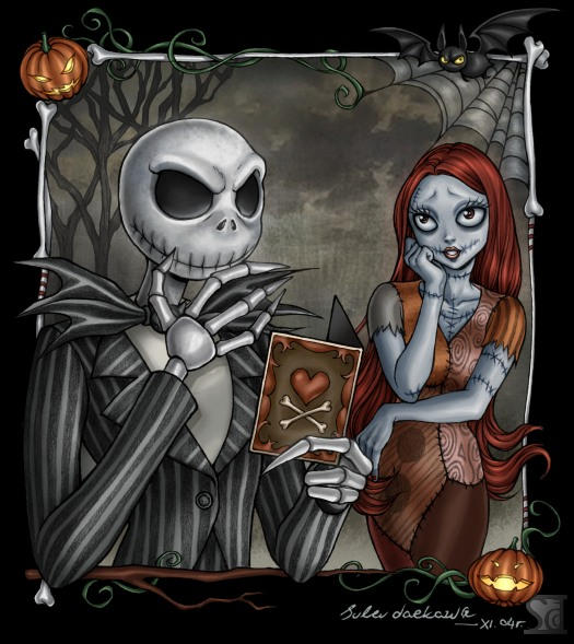 Nightmare Before Christmas by daekazuJack Nightmare Before Christmas