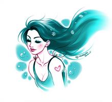 turquoise by daekazu