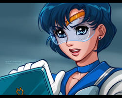 Sailor Moon: Ami