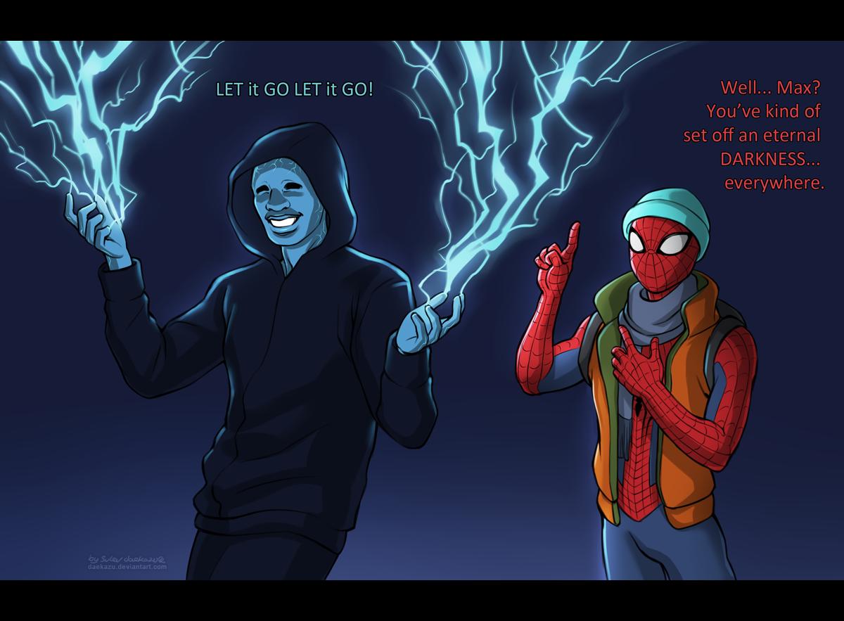 Amazing Spider-man 2 by daekazu on DeviantArt