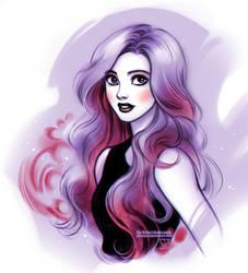 Violet by daekazu
