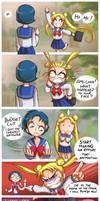 Sailor Moon Crystal: Sloppy Pics