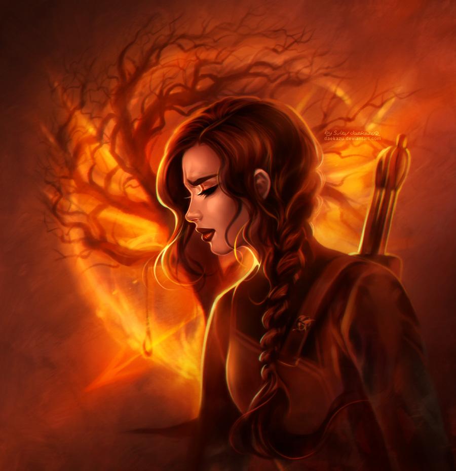 Hunger Games: Mockingjay: Hanging Tree by daekazu