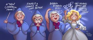 Cinderella 2015: Fairy Godmother