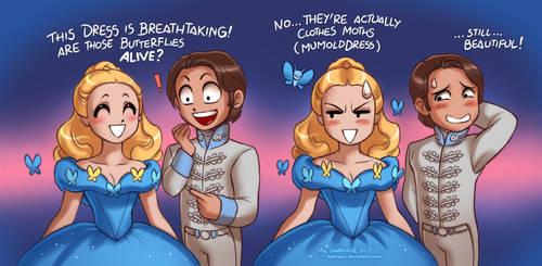 Cinderella 2015: Dress