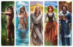 Kaisha: 5 NATIONS