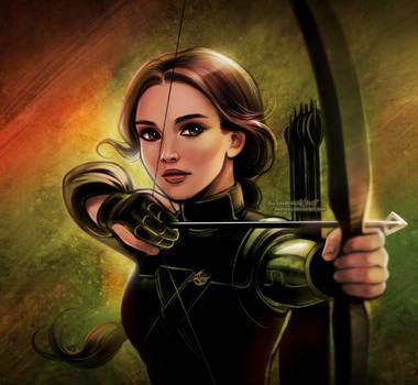 Katniss: Mockingjay