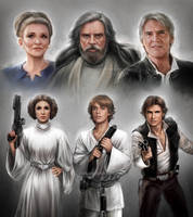 Star Wars: Past and Present