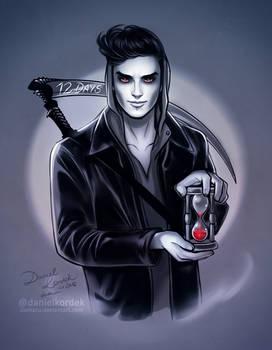 Monster Countdown: Mr Death
