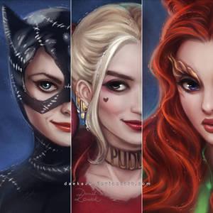 Gotham Sirens: VIP