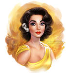 Happy New Year: Liz Taylor