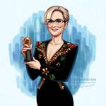 Meryl Streep: Golden Globes