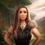 Cassey Ho: Pocahontas