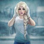 Frozen: Modern Elsa