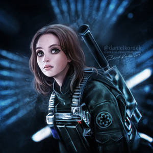 Rogue One: A Star Wars Story: Jyn Erso