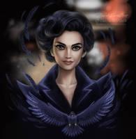 Miss Peregrine by daekazu