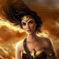 Wonder Woman: Final Battle by daekazu