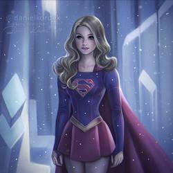 Supergirl: Frozen