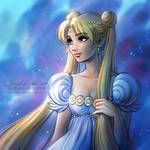 Princess Serenity by daekazu