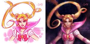 Sailor Moon: Old vs New