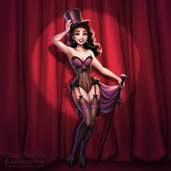 Burlesque by daekazu