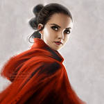 Star Wars the Last Jedi: Rey