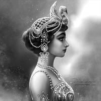 Mata Hari by daekazu