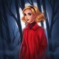 Chilling Adventures of Sabrina by daekazu