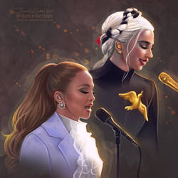 J Lo and Lady Gaga: Presidential Inauguration