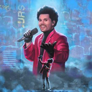 Superbowl: the Weeknd
