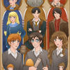 Harry Potter: Goblet of Fire by daekazu