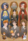 Harry Potter: Goblet of Fire by daekazu