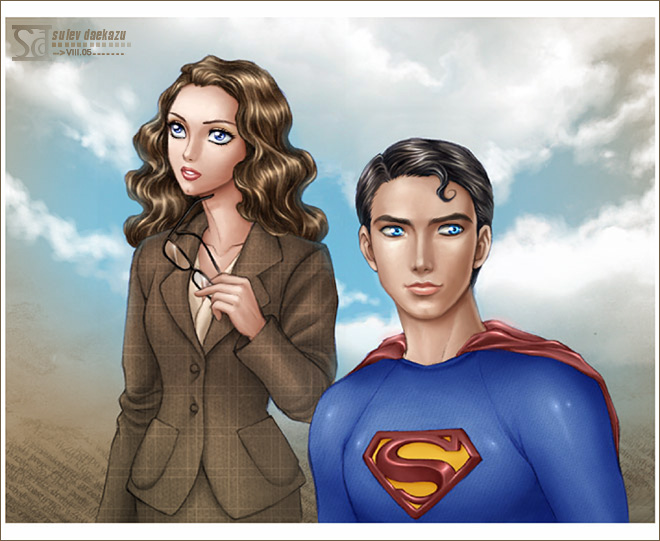 Superman Returns by daekazu