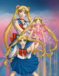 Sailor Moon: MoonPower MakeUp