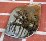 Handprint Tray